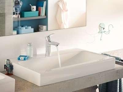 Aranżacja baterii do umywalki Kludi Pure Style 40 292 05 75-image_Kludi_402920575_4