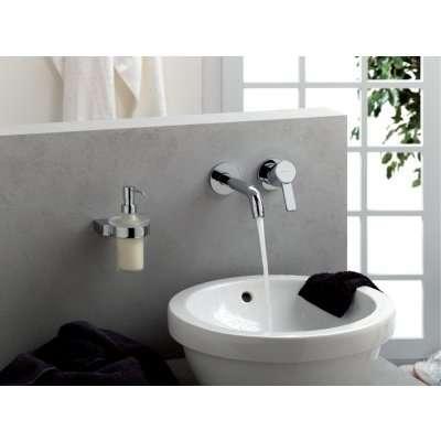 Aranżacja podtynkowej baterii umywalkowej Zenta -image_Kludi_382450575_5