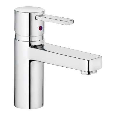 Armatura łazienkowa Kludi Zenta 382620575 - bateria do umywalki w wersji bez korka automatycznego.-image_Kludi_382620575_3
