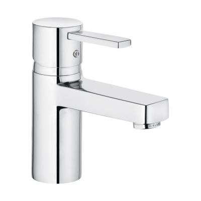 Armatura łazienkowa Kludi Zenta 382510575 - bateria do umywalki w wersji bez korka automatycznego.-image_Kludi_382510575_3