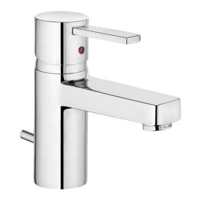 Armatura łazienkowa KLudi Zenta Chrome 382500575 w wersji z korkiem automatycznym.-image_Kludi_382500575_3