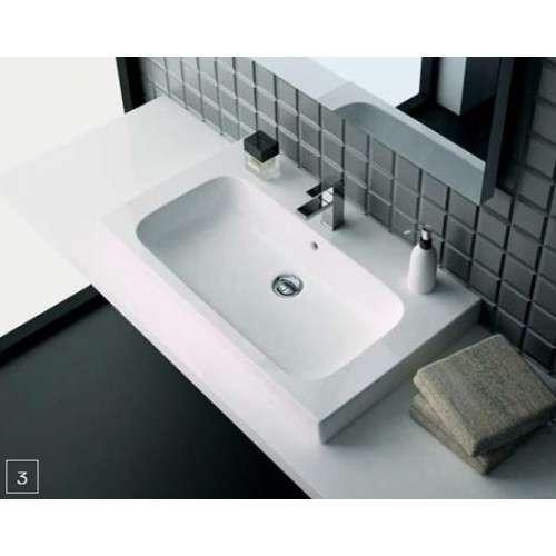 aranżacja umywalki modo 100cm z powłoka reflex-image_Koło_L31900900_4