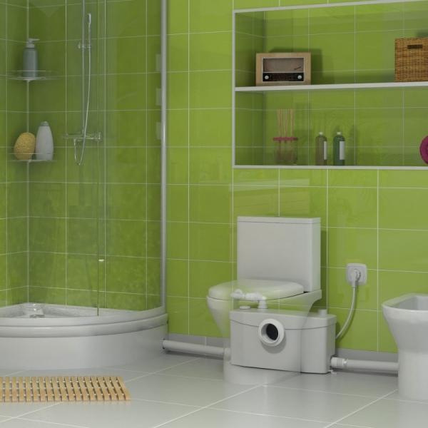 Aranżacja z pompą SFA Saniplus w łazience-image_SFA_SFA SANIPLUS_3
