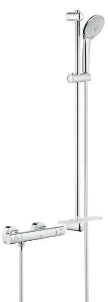 Promocyjny zestaw termostatyczny pod każdy prysznic Grohe 34321002-image_Grohe_34321002_3