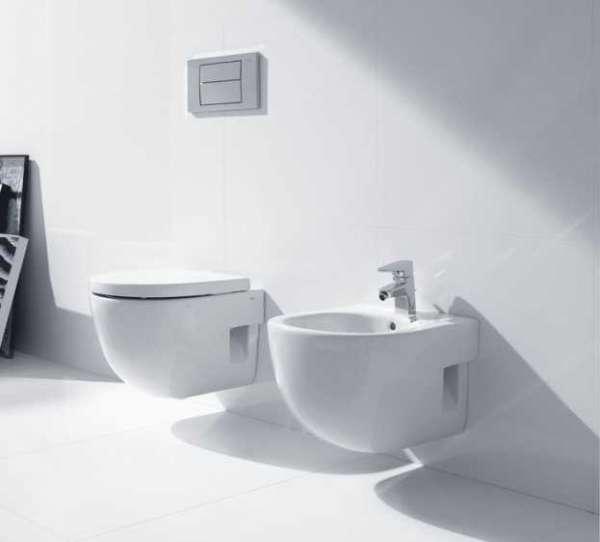 Aranżacja ceramiki łazienkowej A3464248000 Roca Meridian miska wc z bidetem-image_Roca_A346248000_5