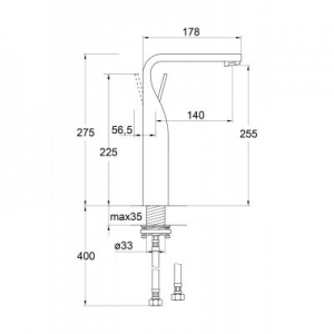 Dane techniczne baterii umywalkowej Steinberg 230 2301700-image_Steinberg_2301700_2