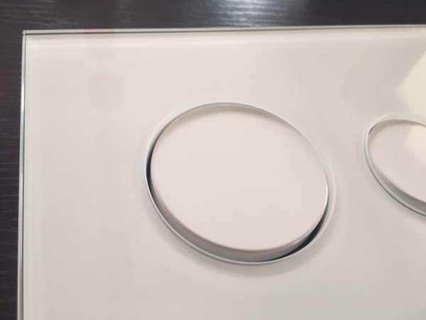 Przycisk uruchamiający w kolorze bieli 9240650-image_Tece_9.240.650_9
