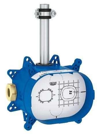 Grohe Rainshower 360 element podtynkowy do instalacji ramienia prysznicowego chrom 26264000 -image_Grohe_26264000_1