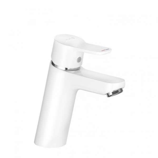 Kludi Pure&Easy biała bateria umywalkowa-image_Kludi_372929165_1
