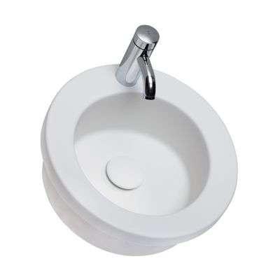 Okrągła umywalka Cocktail wpuszczana w blat-image_Koło_L31845000_1