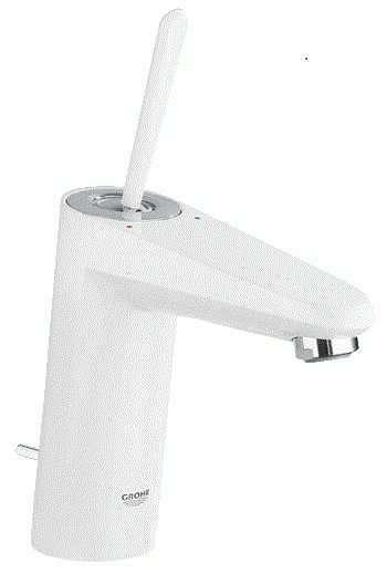 Grohe Eurodisc Joy bateria umywalkowa biała 23427LS0-image_Grohe_23427LS0_1