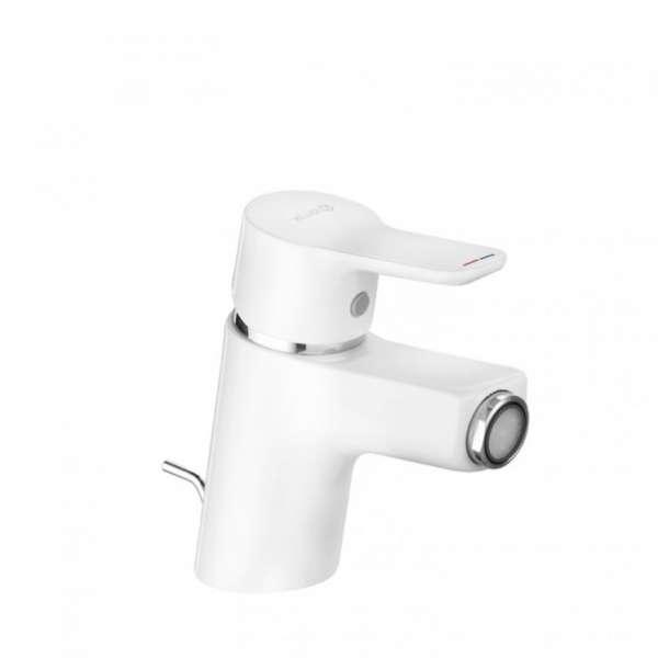 Kludi 375339165 Pure Easy biała bateria bidetowa