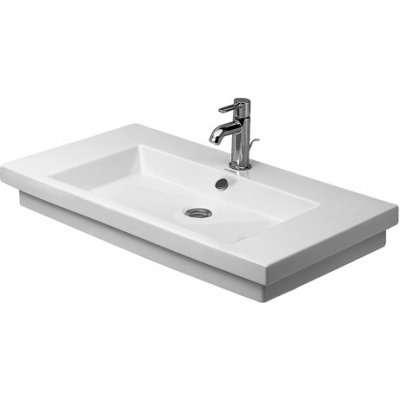 Duravit 2nd Floor umywalka szlifowana 049180 0027-image_Duravit_0491800027_1