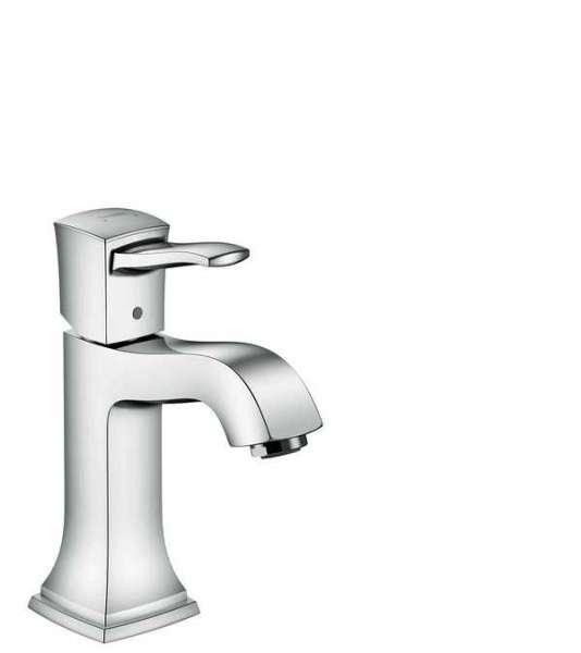 Bateria umywalkowa bez korka automatycznego Hansgrohe Metris Classic-image_Hansgrohe_31301000_1
