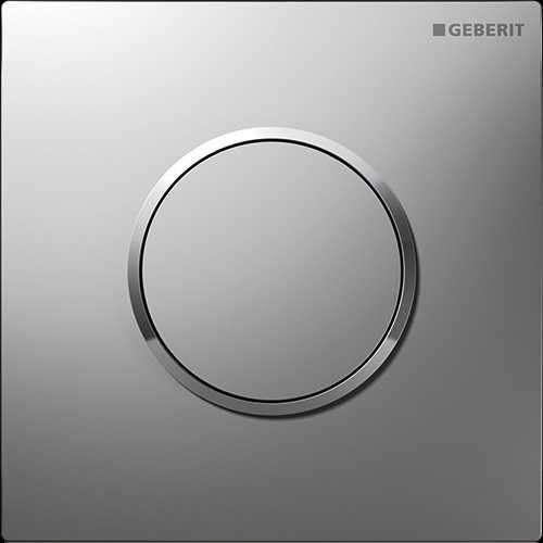 Pneumatyczny przycisk spłukujący Geberit Sigma10 116.015.KH.1 do stelaża pisuarowego 111.616.00.1.-image_Geberit_116.015.KN.1_1