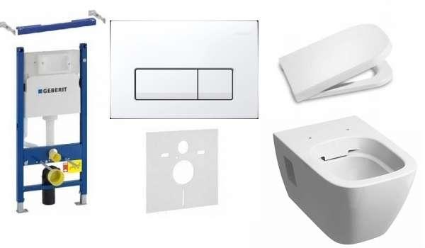 KOmplet podtynkowy Geberit Duofix Basic z białym przyciskiem i miską MOdo -image_Geberit_GD51/modo/W_1