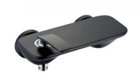 Kludi Balance bateria prysznicowa ścienna czarny mat 527108775-image_Hansgrohe_28324000_1