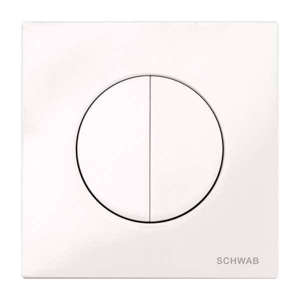 Schwab Arte Duo przycisk do wc biały -image_Geberit_131.004.SJ.1_1
