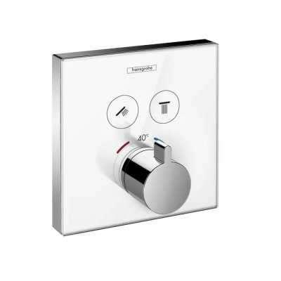 Termostatyczna podtynkowa bateria do obsługi 2 odbiorników Hansgrohe 15738400.-image_Hansgrohe_15738400_1